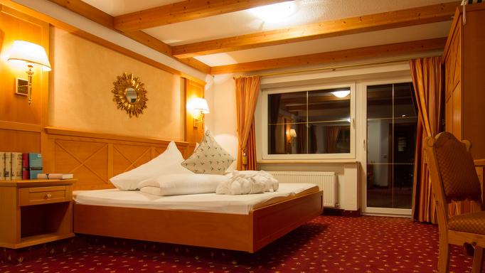 Gemütlich, romantisch und familiär - das ist das Familienhotel Rosenhof im Kleinwalsertal